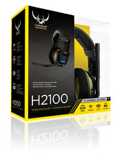 Corsair Gaming h2100 Wireless Dolby 7.1 Gaming Cuffie/Mic ca-9011127-eu