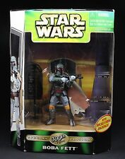 STAR WARS THE POWER OF THE JEDI 300TH EDITION BOBA FETT V1