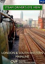 Steam Driver's Eye View - London & South Western Mainline  *DVD