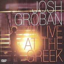 Josh Groban, Josh Groban Live at The Greek (CD/DVD) Audio CD
