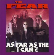 the FEAR  As Far As The i Can c   CD  1995  SMG  Paul Holdgate Eye See
