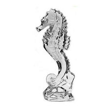 """Waterford Crystal Cape Collectable Seahorse 7.5"""""""