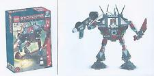 Lego set 7702-thunder fury (exo-force) (comprend version-devastator 2)
