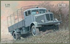Camion Allemand BÜSSING NAG 500A, WW2  - KIT IBG Models 1/35 n° 35011