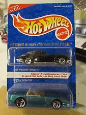 Hot Wheels Avon Father and Son Collection Pack, Corvette!
