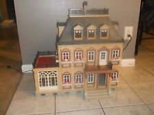 PLAYMOBIL VICTORIAN DOLLHOUSE LOTS OF FURNITURE & ACCESSORIES