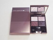 Kanebo Lunasol Velvetful Eyes #01 Deep Bordeaux Velvet eyeshadow