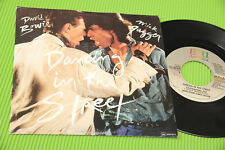 "DAVID BOWIE MICK JAGGER 7"" DANCING IN THE STREET ORIG ITALY 1985 EX+ !!!!!!!!"