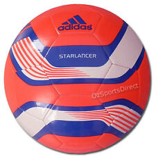 Starlancer adidas Soccer Ball Electric Red / Blue - Size 5