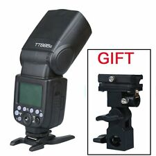 UK Godox TT685C 2.4G 1/8000s E-TTL GN60 Wireless Speedlite Flash for Canon+gift