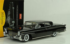 1958 LINCOLN CONTINENTAL MARK III HARD TOP BLACK NERO 1:18 Sun Star Platinium