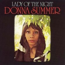 Lady of the Night by Donna Summer (Vocals) (CD, Apr-1999, Repertoire)
