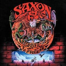 Forever Free by Saxon (CD, Mar-2013, Edsel (UK))