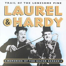 Laurel & Hardy Trail of the Lonesome Pine CD