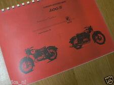 Z0011 ZUNDAPP---BEDIENING + ONDERHOUD---200 S-MODEL
