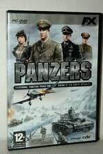 PANZERS GIOCO USATO OTTIMO STATO PC DVD VERSIONE ITALIANA GD1 47544