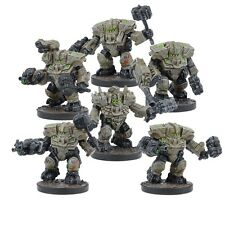 Mantic Games BNIB Deadzone V2 Forge Father Forge Guard MGWPF304
