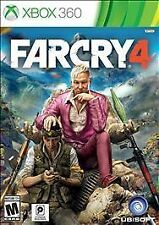 Far Cry 4 (Microsoft Xbox 360, 2014) WalMart Edition