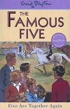 The Famous Five - Five are Together Again by Enid Blyton (Paperback, 1997)