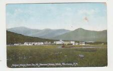 Carroll,NH.Fabyan House from Mt.Pleasant House,White Mts.Used,RPO Cancel,1911