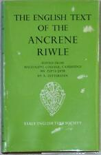 ENGLISH TEXT OF THE ANCRENE RIWLE ~ EDITED FROM MAGDALENE COLLEGE ~ ZETTERSTEN
