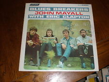 John Mayall with Eric Clapton LP Blues Breakers