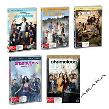 SHAMELESS US Version Season 1, 2, 3, 4 & 5 DVD Set R4 TV Series New 1 - 5 R4