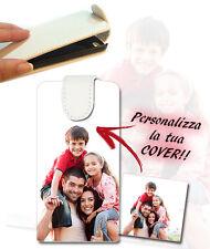 CUSTODIA FLIP COVER CASE FOTO PERSONALIZZATA PER Samsung Galaxy W GT-I8150