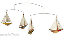 A-Cup Yachts Mobile Admirals Cup Sailboats by Authentic Models AS130