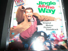 Jingle All The Way Original Motion Picture Soundtrack CD – Like New