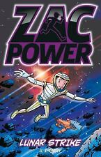 Lunar Strike (Zac Power)-ExLibrary