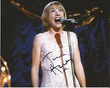 Hand Signed 8x10 photo JANE HORROCKS as LAURA HOFF in LITTLE VOICE + my COA