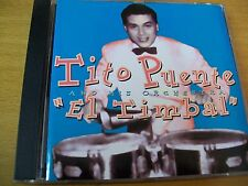 TITO PUENTE AND HIS ORCHESTRA EL TIMBAL CD MINT-
