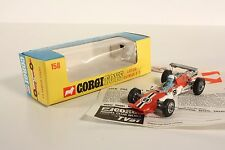 Corgi Toys 158, Lotus Climax F1, Mint in Box                     #ab2053