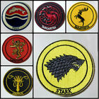 House patch, Stark, Lannister, Targaryen etc