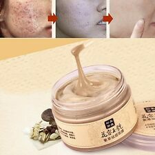MEIKING Chinese Medicine Herbal Gromwell Mask Anti Acne Blackhead Remove Whiteni