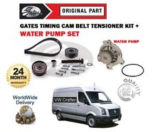 FOR VOLKSWAGEN VW CRAFTER 2.5TDi 2006--  WATER PUMP + GATES TIMING CAM BELT KIT