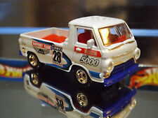 2016 MATCHBOX Special Custom '66 DODGE A100 with Hot Wheels Real Riders