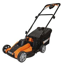 Worx 40V MAX 33cm Li-ion Lawn Mower inc Battery and Charger
