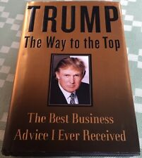 DONALD TRUMP Way to Top, Real Estate Developer 2016 GOP American President elect