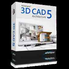 Ashampoo CAD 3d Architecture 5 Dt. versione completa ESD download