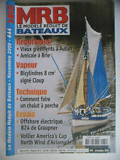 MRB - Modèle Réduit de Bateau #444 (REVUE) Autun - Offshore B24 - North Wind