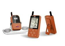 Maverick ET-733 Long Range Wireless Dual Prbe BBQ Smoker Meat Thermometer Copper