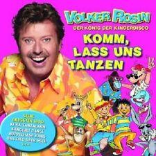 """VOLKER ROSIN """"KOMM LASS UNS TANZEN DAS BESTE..."""" CD NEU"""