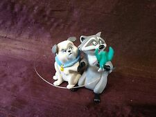 Hallmark Percy Flit and Meeko 1995 Pocahontas Collect Ornament Christmas