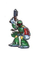 Star Wars Boba Fett with Pistol Figure Embroidered Patch NEW UNUSED