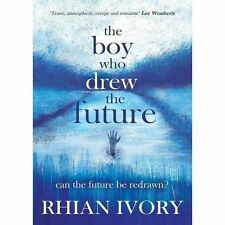 The Boy Who Drew the Future, Very Good Condition Book, Rhian Ivory, ISBN 9781910