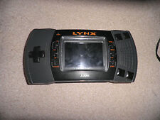 atari lynx 2 console - fully tested + working