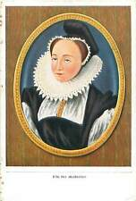 N°25 Maria Stuart Mary Stewart Queen of Scots Marie Ire d'Écosse  IMAGE CARD 30s