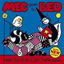 Meg Goes to Bed, Helen Nicoll
